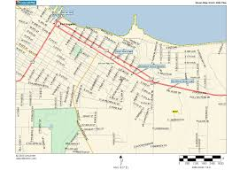 Map Of Washington Cities by Port Angeles City Map Port Angeles Washington U2022 Mappery