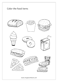 free coloring sheets miscellaneous megaworkbook
