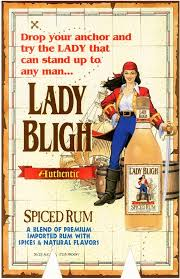 Lady Bligh Spiced Rum