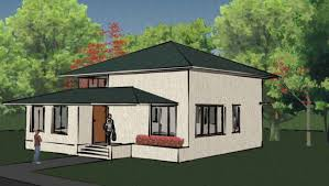 simple house roofing designs with contemporary plans flat ideas