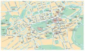 Phoenix Zoo Map by Edinburgh Map Maps Edinburgh Scotland Uk