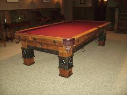 Custom Made Dining Room Furniture Superior Pool Table Dining Room Table Combo Part 1 Superior Pool