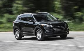hyundai 2016 hyundai tucson se 2 0l fwd first drive u2013 review u2013 car and driver