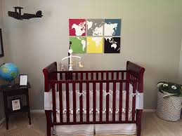 Nursery Room Theme Bedroom Exciting Boys Room Transportation Theme With Blue