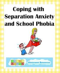 ideas about Anxiety In Children on Pinterest   Separation     Pinterest Does your child suffer from separation anxiety or school phobia  Are you nervous about dropping