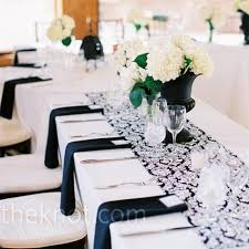 Black Centerpiece Vases by I Like The Black Vases But I Would Put More Hydrangeas In The Vase