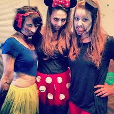 Scary Halloween Costume Girls Minute Halloween Costumes Popsugar Smart Living