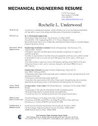 Resume Sample For Ojt Pdf by Mechanical Design Engineer Resume Cover Letter Free Resume