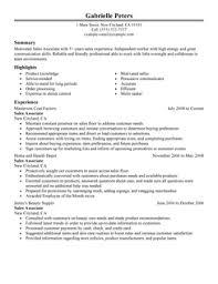 Eye Grabbing Security And Risk Management Resume Samples   LiveCareer LiveCareer Sales Associate Resume Example