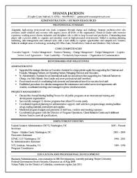 Human Resources Resume Samples by Amazing Human Resources Resume Objective 5 Human Resources