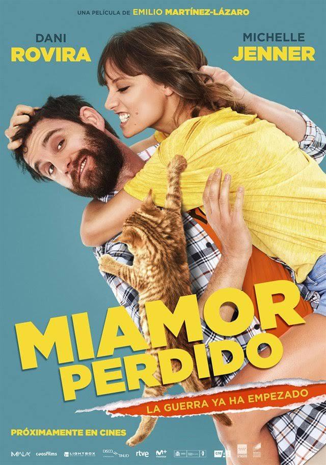 Miamor perdido -cine-velasco-totana