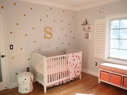 gray pink and gold nursery project nursery