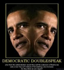 TAGS: democratic doublespeak