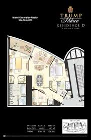 Palace Floor Plans by Trump Palace Sunny Isles Beach Condos For Sale For Rent Mls Floor
