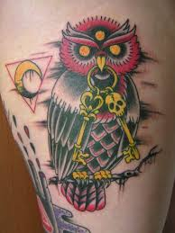 thinking about getting an owl tattooed on my right pec ign boards