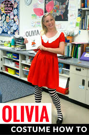 Halloween Costume Ears Olivia Pig Book Character Halloween