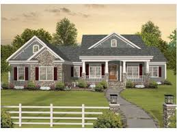 Craftsman Home Plans With Pictures Craftsman House Plan With 2156 Square Feet And 3 Bedrooms From