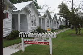 New Mobile Homes In Houston Tx Project Row Houses Wikipedia