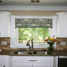 Windows Treatment Ideas For Living Room by Interior Good Choice For Your Window Design With Window Valance