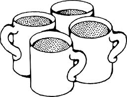 Image result for drinking coffee clip art