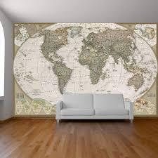 old world map wall mural wall murals adhesive and wallpaper old world map wall mural