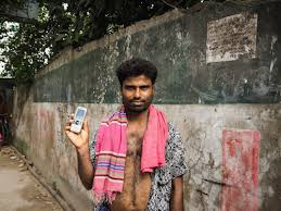 The impacts of emerging mobile data services in developing countries