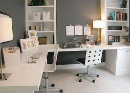 Modern White Office Desks Furniture Enchanting Blue Office Chairs With Eurway And White