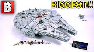 lego star wars 75192 millennium falcon 2017 ultimate collector