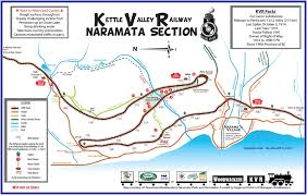 Canada Rail Map by Kettle Valley Rail Trail Kvr Bikepenticton