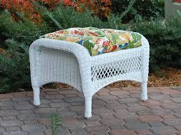 White Resin Wicker Outdoor Patio Furniture Set - tortuga portside coastal white wicker conversation set ps 3379 white