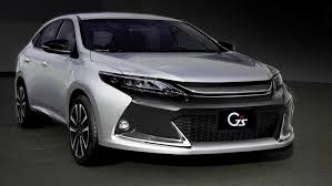 lexus gs mark x toyota reveals custom mark x harrier and prius for 2015 tokyo