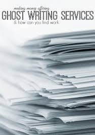 ideas about Writing Services on Pinterest   Resume Writer     Pinterest Have you ever considered ghost writing services