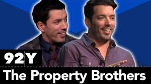 How To Get On Property Brothers by Hgtv U0027s U201cproperty Brothers U201d Jonathan And Drew Scott With Willie