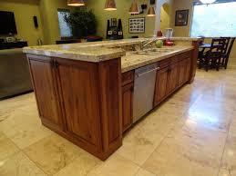 Creative Kitchen Island Ideas Kitchen Island With Dishwasher And Sink Dzqxh Com