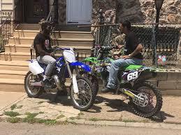 how to ride motocross bike philly u0027s underground dirt bike community exposed in new
