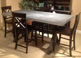 Patio Furniture Counter Height Table Sets - keaton ii rectangular counter height dining room set by liberty