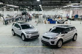 Land Rover anuncia produção do Evoque no Brasil   Autos Segredos
