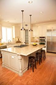 pictures of kitchen designs with islands kitchen islands with