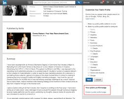Linkedin Url On Resume How To Add A Linkedin Button To Your Gmail Signature