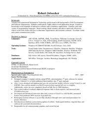 Java Resumes Sample Resume For 2 Years Experienced Java Developer Free Resume