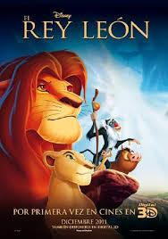 El rey león (1994) [Latino]