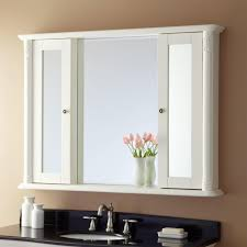 Bathroom Cabinet With Mirror And Light by 48