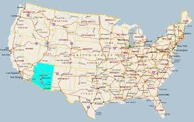The Map Of The United States Of America by Fitzy U0027s Web Site Travel United States Of America
