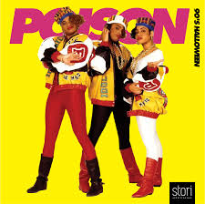 poison a 90s halloween party snapup tickets