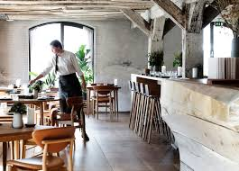 the barr restaurant designed by snøhetta