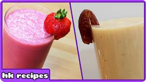 5 last minute milkshake and smoothie ideas diy quick and easy
