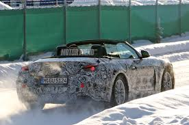New Supra Price Spied Bmw Z5 And Toyota Supra Caught Winter Testing Together