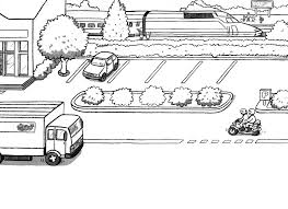 spectacular train coloring pages with train coloring page