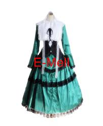 anime costumes for halloween online buy wholesale suiseiseki cosplay from china suiseiseki