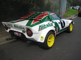 lancia stratos u2013 some of my favorite livery of all time cars